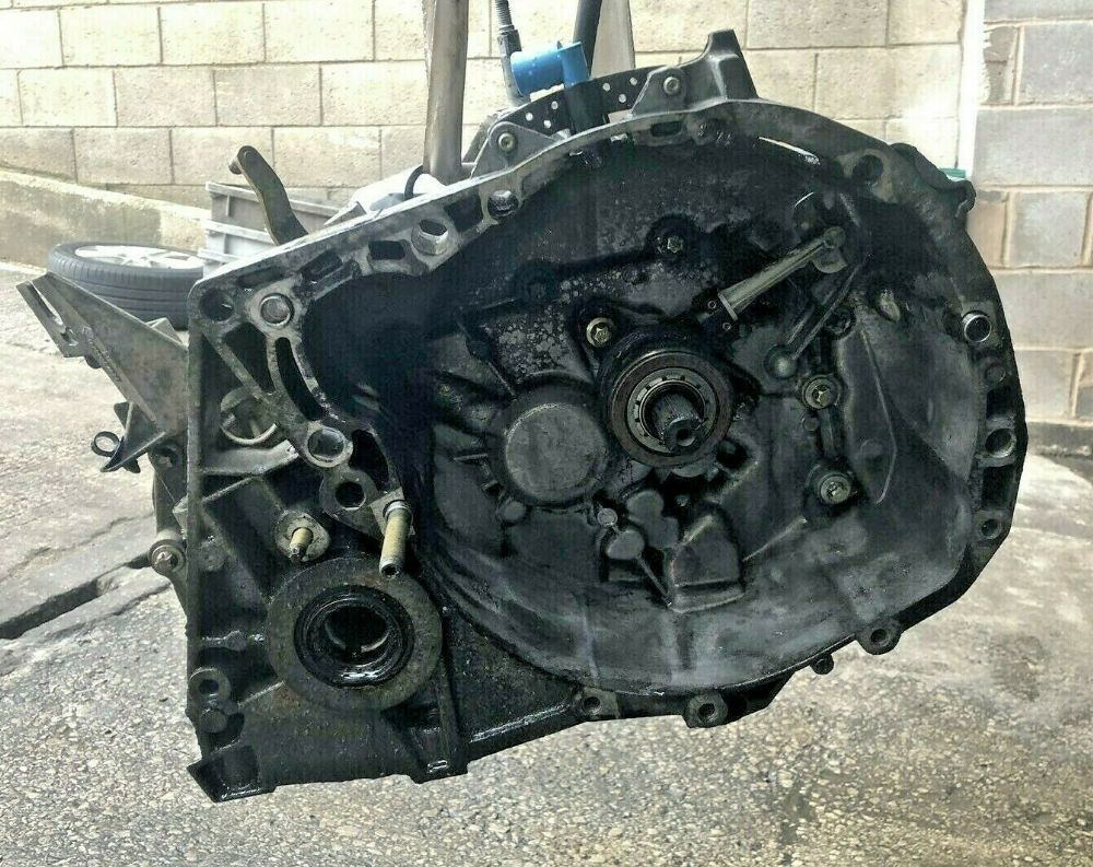 Renault Scenic 03-09 1.6 Petrol 5 Speed Manual Gearbox JR5125